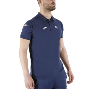 Polo Tenis Hombre Joma FIT Classic Polo  Navy FIT100748331