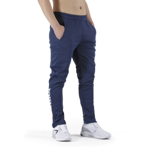 Men's Tennis Pants and Tights Joma FIT Pants  Navy FIT100165331