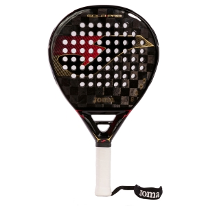 Racchetta Padel Joma Gold Pro Padel  Black/Red/Gold 400738.100
