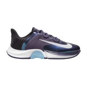 Scarpe Tennis Donna Nike Air Zoom GP Turbo HC  Dark Raisin/White/Black/Copa CK7580524
