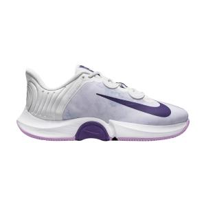 Calzado Tenis Mujer Nike Air Zoom GP Turbo HC  Photon Dust/Court Purple/Fuchsia Glow CK7580024