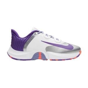 Calzado Tenis Mujer Nike Air Zoom GP Turbo HC  White/Wild Berry/Bright Mango CK7580103