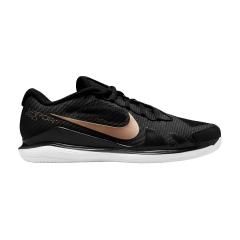 Nike Air Zoom Vapor Pro Clay - Black/Metallic Red Bronze/White