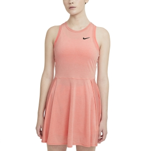 Vestido de Tenis Nike Court Advance Logo Vestido  Crimson Bliss/Black CV4692693