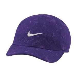Tennis Hats and Visors Nike Court Advantage Cap  Court Purple DC4069547