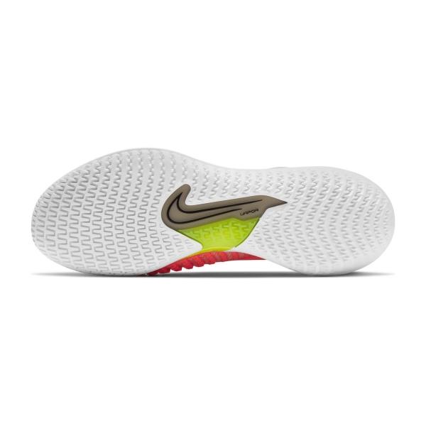 Nike React Vapor NXT HC - White/Black/Bright Mango/Volt