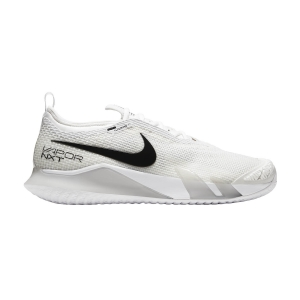 Calzado Tenis Hombre Nike React Vapor NXT HC  White/Black/Grey Fog CV0724101