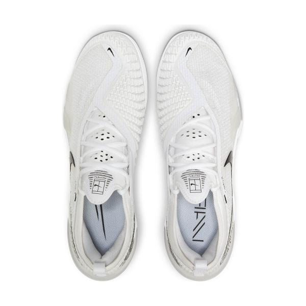 Nike React Vapor NXT HC - White/Black/Grey Fog