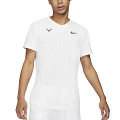 Nike Dri-FIT ADV Rafa T-Shirt - White/Black