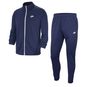 Men's Tennis Suit Nike Sportswear Basic Bodysuit  Midnight Navy/White BV3034410