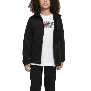Boy Tracksuit and Hoodie Nike Sportswear Tracksuit Boys  Black/White CV9335013
