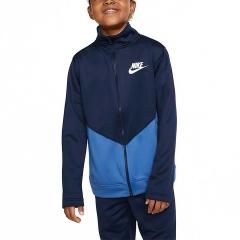 Nike Sportswear Chándales Niño - Midnight Navy/Mountain Blue/White