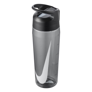 Various Accessories Nike Hypercharge Straw Water Bottle  Anthracite/White N.000.3184.025.24