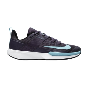 Scarpe Tennis Donna Nike Vapor Lite Clay  Dark Raisin/Copa/White Black DH2945524