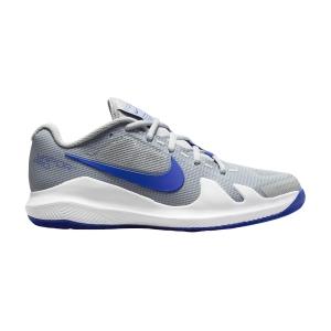 Calzado Tenis Niños Nike Vapor Pro HC Ninos  Light Smoke Grey/Hyper Royal/White CV0863033
