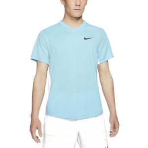 Men's Tennis Shirts Nike Victory TShirt  Copa/White/Black CV2982482
