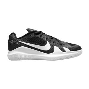 Scarpe Tennis Junior Nike Vapor Pro HC Bambini  Black/White CV0863024