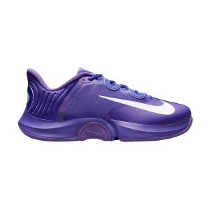 Women`s Tennis Shoes Nike Air Zoom GP Turbo HC Osaka  Fierce Purple/White/Wild Berry DC9164524