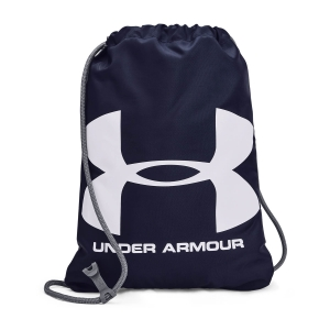 Tennis Bag Under Armour OzSee Sackpack  Midnight Navy/Steel/White 12405390411
