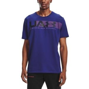 Men's Tennis Shirts Under Armour Performance TShirt  Regal 13616700415