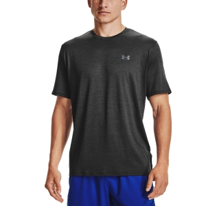 Men's Tennis Shirts Under Armour Training Vent 2.0 TShirt  Black/Pitch Gray 13614260001