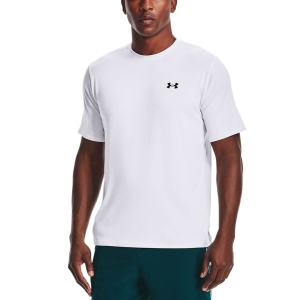 Men's Tennis Shirts Under Armour Training Vent 2.0 TShirt  White 13614260100
