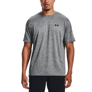 Men's Tennis Shirts Under Armour Training Vent 2.0 TShirt  Pitch Gray 13614260012