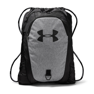 Tennis Bag Under Armour Undeniable 2.0 Sackpack  Black/Graphite Medium Heather 13426630003