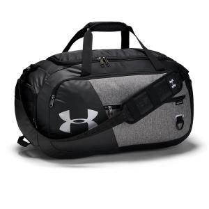 Tennis Bag Under Armour Undeniable 4.0 Medium Duffle  Gray/Black 13426570040