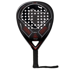 Vibor-A King Cobra Black Edition Padel - Black