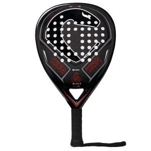 Padel Racket ViborA King Cobra Black Edition Padel  Black 0013730