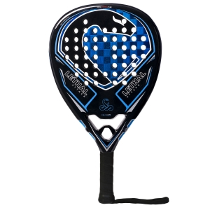 Padel Racket ViborA Lethal Attack Padel  Black/Blue 0013731
