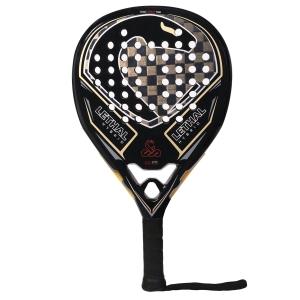 Padel Racket ViborA Lethal Hybrid Padel  Black/Gold 0013732