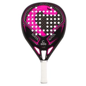 Racchetta Padel ViborA Naya Liquid Edition Padel  Black/Pink 0013813