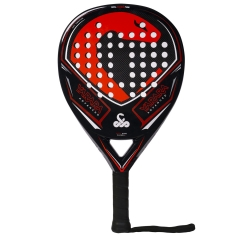 Vibor-A Yarara Advanced Padel - Black/Red