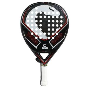 Padel Racket ViborA Yarara Edition Padel  Black/Red/Silver 0013714