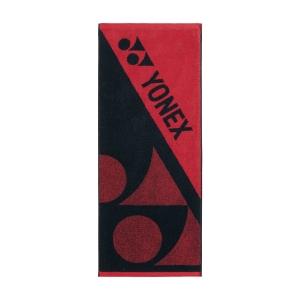 Asciugamani da Tennis Yonex Logo Asciugamano  Rosso AC1108EXR