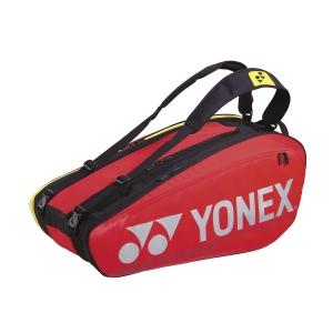 Tennis Bag Yonex Pro Tour Edition x 9 Bag  Red BAG92029R