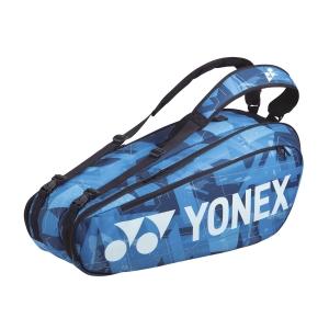 Tennis Bag Yonex Pro Tour Edition x 6 Bag  Water Blue BAG92026B