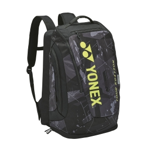 Tennis Bag Yonex Pro M Tour Edition Backpack  Black/Yellow BAG92012MNG