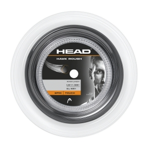 Monofilament String Head Hawk Rough 1.30 Reel 200 m  Anthracite 281146 16AN
