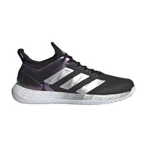 Scarpe Tennis Donna adidas Adizero Ubersonic 4 Clay  Core Black/Silver Metallic/Ftwr White FX1374