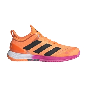 Scarpe Tennis Uomo adidas Adizero Ubersonic 4  Screaming Orange/Core Black/Screaming Pink FX1366