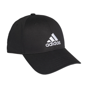 Tennis Hats and Visors Adidas Baseball Cap  Black/White FK0891