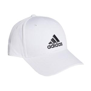 Tennis Hats and Visors Adidas Baseball Cap  White/Black FK0890