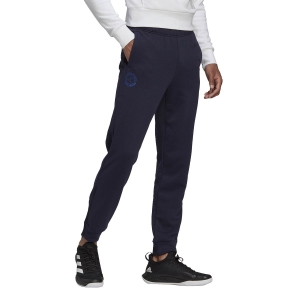 Pantalones y Tights Tenis Hombre Adidas Category Graphic Pantalones  Legend Ink/Team Royal Blue GH7355