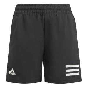 Pantalones Cortos  y Pantalones Boy adidas Club 3Stripe 7in Shorts Nino  Black/White GK8184