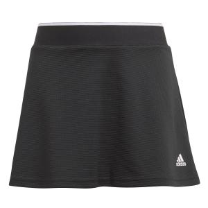 Shorts and Skirts Girl adidas Club Logo Skirt Girl  Black/White GK8170