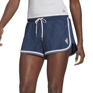 Gonne e Pantaloncini Tennis adidas Club Logo 2in Pantaloncini  Crew Navy/White GL5464