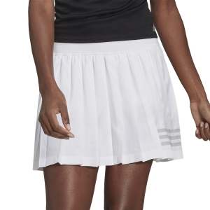 Skirts, Shorts & Skorts adidas Club Pleated Skirt  White/Grey Two GL5469